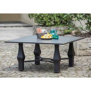 Beeson Metal Dining Table by Williston Fo..