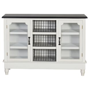 Baguia 2 Door Accent Cabinet by World Menagerie