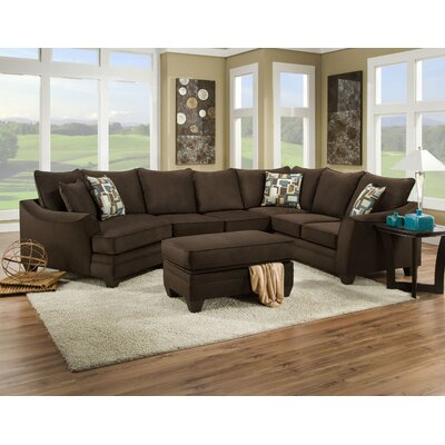 Swell Red Barrel Studio Latour Sectional Andrewgaddart Wooden Chair Designs For Living Room Andrewgaddartcom