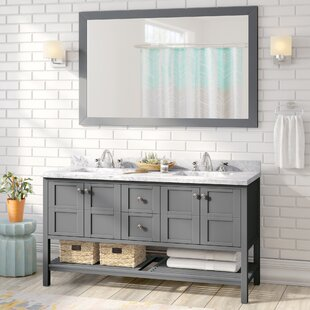 Charmant Cherry 36 Inch Vanity Set | Wayfair