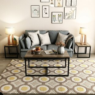 Peniste 3 Piece Coffee Table Set