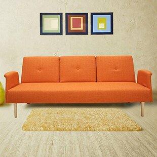 Guiterrez Convertible Sofa by Ivy Bronx