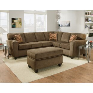 Darby Home Co Miki Sectional