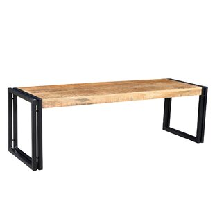 Beckett Wood Bench by Millwood Pines