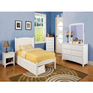 Richwood Solid Wood Sleigh Bed