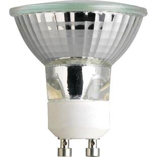 Elegant bulb track lighting wayfair 50w halogen light bulb aloadofball Image collections