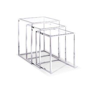 TJ 3 Piece Nesting Tables