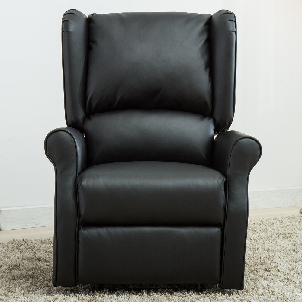 Faux Leather Wall Hugger Recliners You Ll Love In 2021 Wayfair