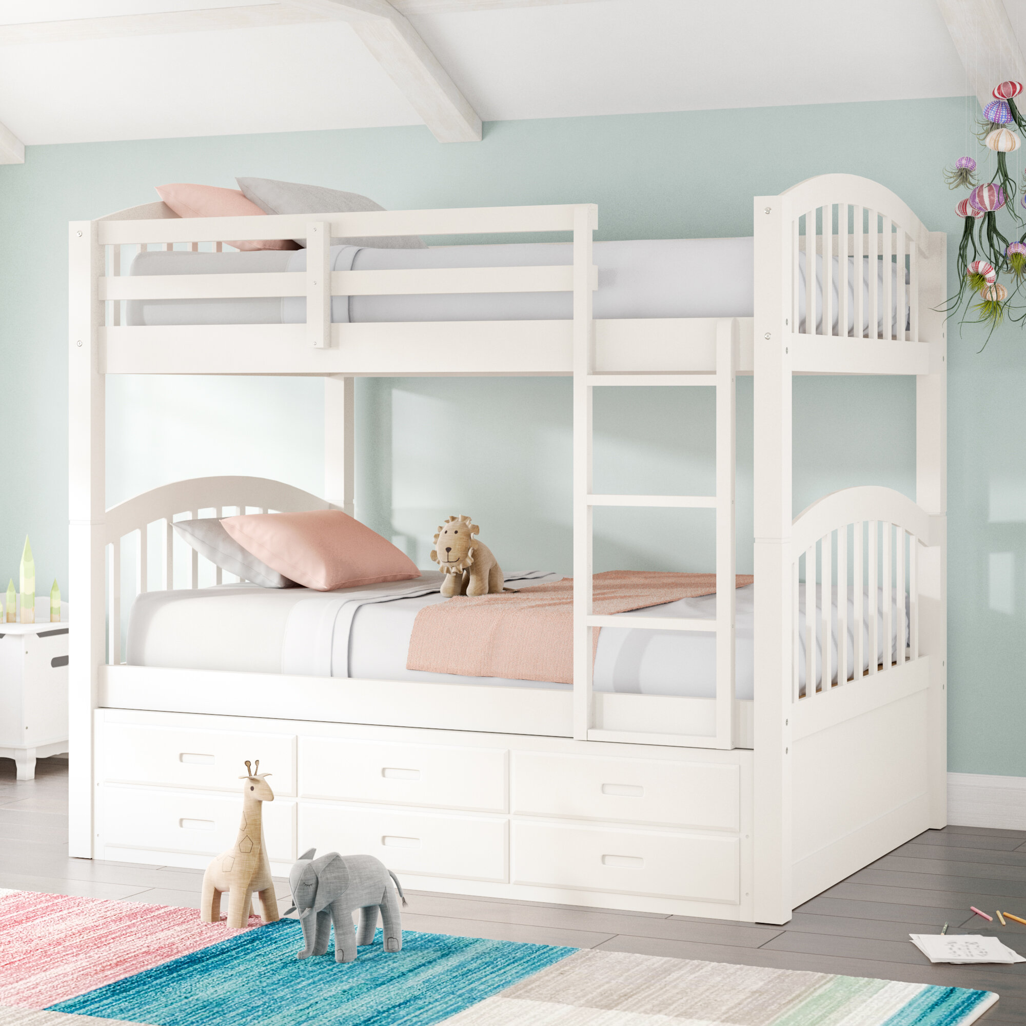 Teen Bunk Loft Beds You Ll Love In 2021 Wayfair