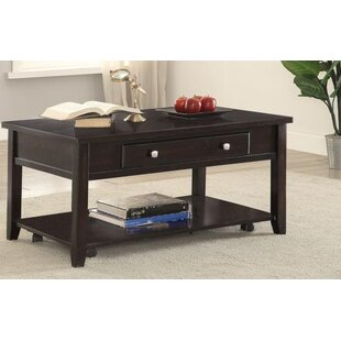 Red Barrel Studio Donner Coffee Table with Storage