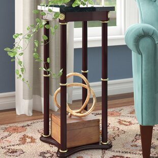 Affordable Shoshoni Lake Forest Plant Stand ByCharlton Home