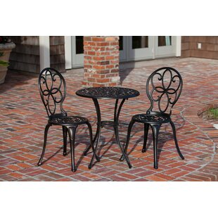 PatioSense 3 Piece Bistro Set