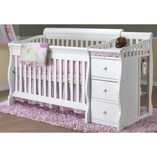Princeton Elite 4-in-1 Convertible Crib and Changer By Sorelle