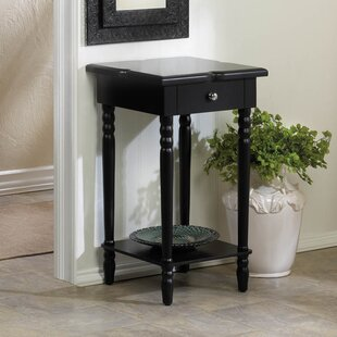 Reviews Hampton End Table by Zingz & Thingz