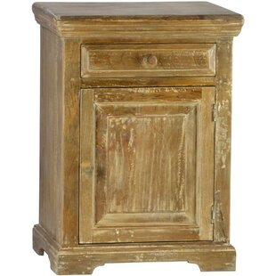 Marie Thérèse Nightstand by Darby Home Co