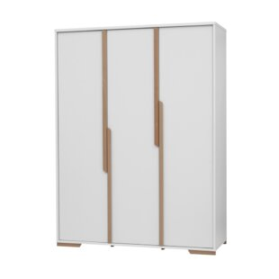 Snap 3 Door Wardrobe By Selsey Living