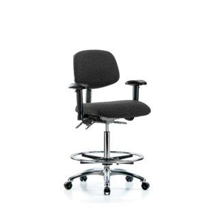 Symple Stuff Mireya High BenchErgonomic Office Chair