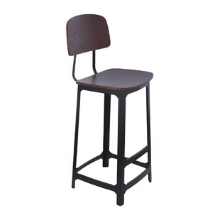 Wampold Bar Stool 17 Stories