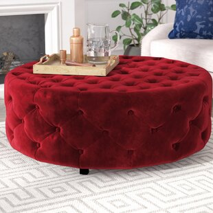 Affordable Aubin Cocktail Ottoman By Willa Arlo Interiors