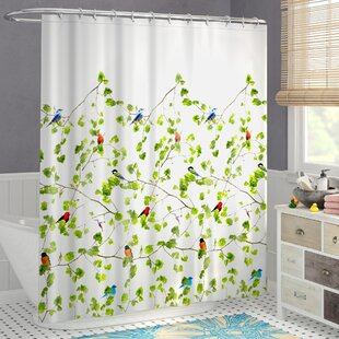 Kanter Fabric Single Shower Curtain