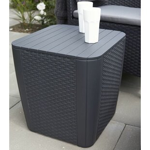 Plastic Side Table By Sol 72 Outdoor