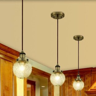 Compare prices 1-Light Globe Pendant By Westinghouse Lighting