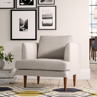 Octavio Armchair by Langley Street