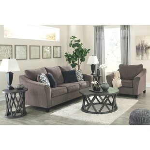 Nemoli 3 Piece Configurable Living Room Set by Signature Design by Ashley