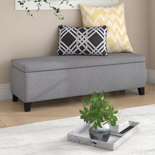 Compare & Buy Schmit Upholstered Storage Bench By Wrought Studio