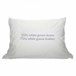 Deluxe Comfort Down King Pillow