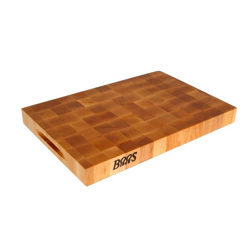 John Boos Reversible Maple Cutting Board