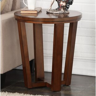 Leister Smart Buy End Table by Darby Home Co