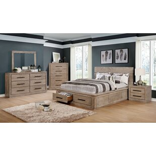 Mcmillen Panel Configurable Bedroom Set