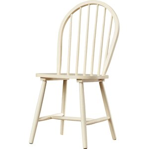 Geraldine Westminster Solid Wood Dining Chair (Set of 2)