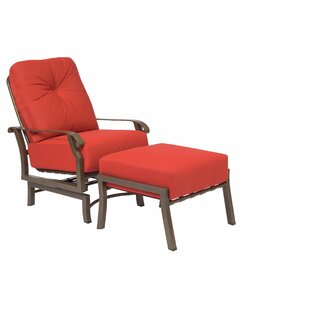 Cortland Spring Patio Chair by Woodard Looking for