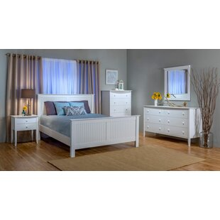 Miesner Panel Configurable Bedroom Set by August Grove