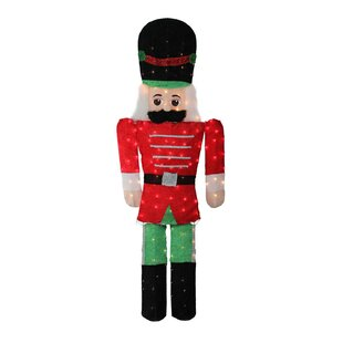 Christmas Nutcrackers Outdoor Holiday Decorations You Ll Love In 2021 Wayfair