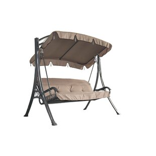 Holleman Swing Seat With Stand By Sol 72 Outdoor