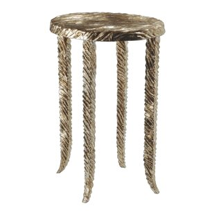 Waves Martini End Table by Studio A Home