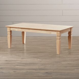 Lowell Coffee Table by Rosecliff Heights
