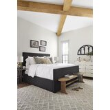 Upholstered Standard Bed by Magnolia Home