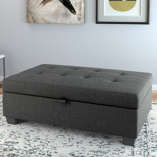 Dumbarton Storage Ottoman By Darby Home Co