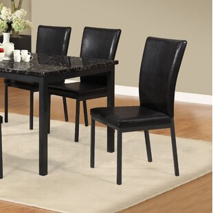 Mccay Upholstered Dining Chair (Set of 2) by Charlton Home