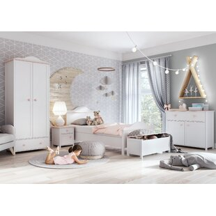 Ladonna Twin Panel Configurable Bedroom Set by Viv + Rae