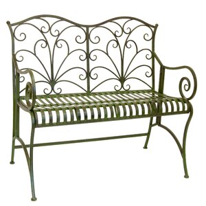Lucton Steel Garden Bench