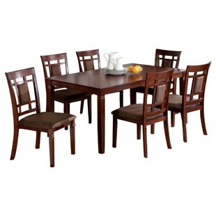 Brunilda 7 Piece Dining Set