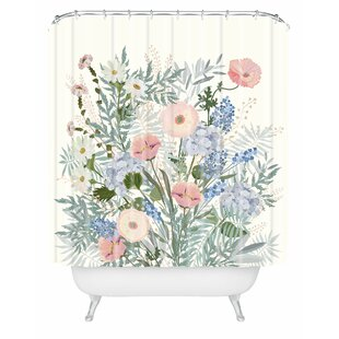 Iveta Abolina Camille Single Shower Curtain