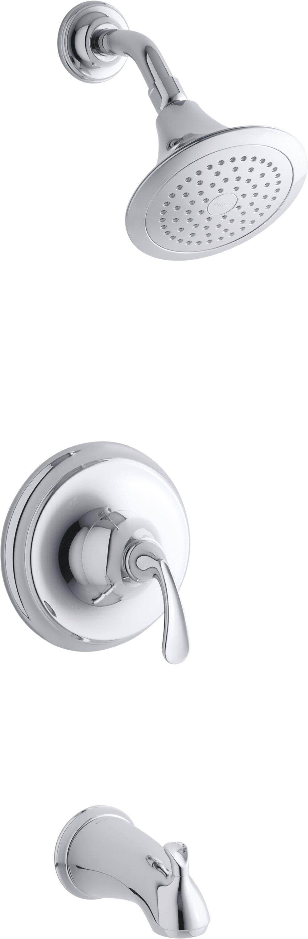 Faucet Parts Kohler Ts10275 4 Cp K Ts10275 4 Cp Forte
