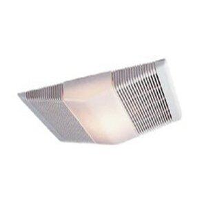 70 CFM Bathroom Fan with Heater and Light  sc 1 st  Wayfair & Bathroom Fans Youu0027ll Love   Wayfair azcodes.com