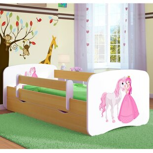 Up To 70% Off Caswell Convertible Toddler Bed With Drawers